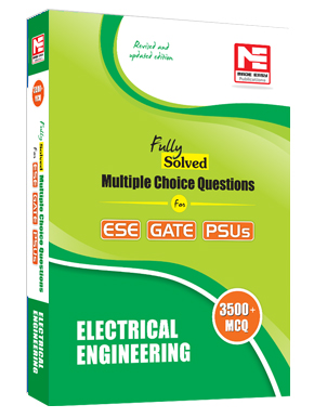 3500 MCQ : IES/GATE/PSUs: Electrical Engineering