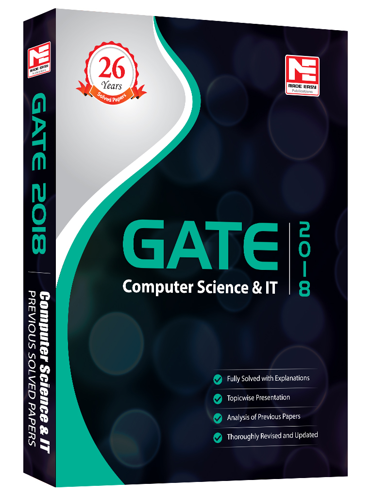 GATE Computer Science Previous Year (Past) Papers (PDF) from 2005-2019