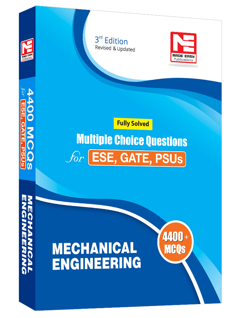 Mechanical Engineering Objective Type Questions Book Pdf