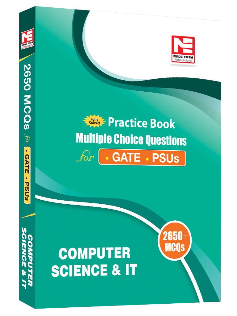 Pdf Net Exam Books Computer Science