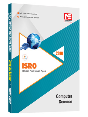 ISRO 2019 : CS Solved Papers