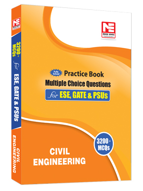 3200 MCQ : IES/GATE/PSUs : Civil Engineering