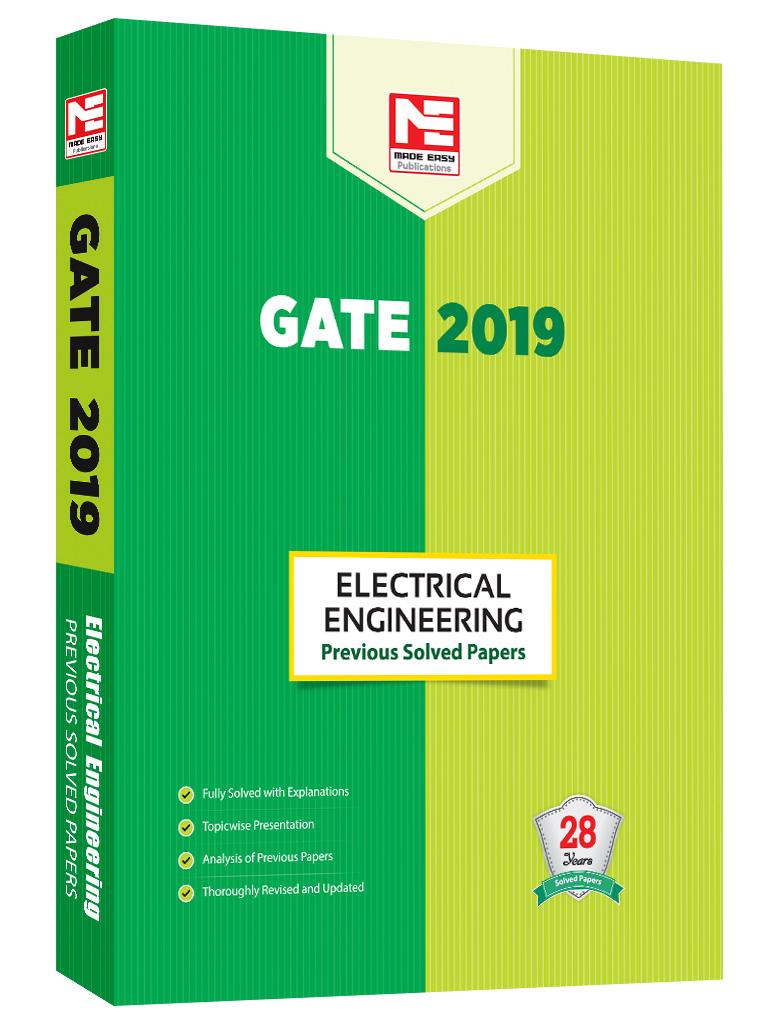 Gate Study Material Eee Pdf