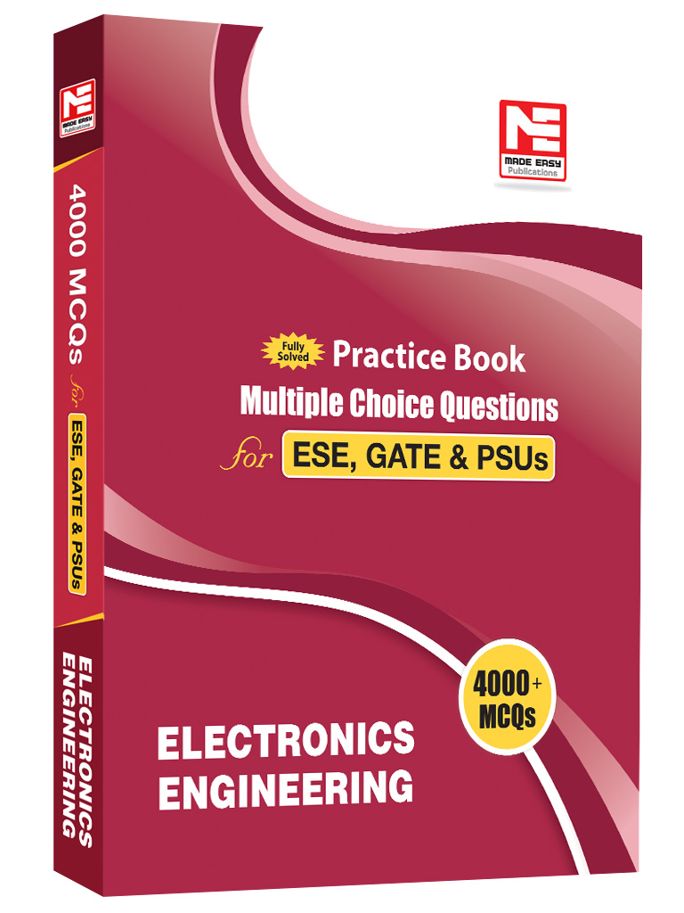 4000 MCQ : Electronics Engineering