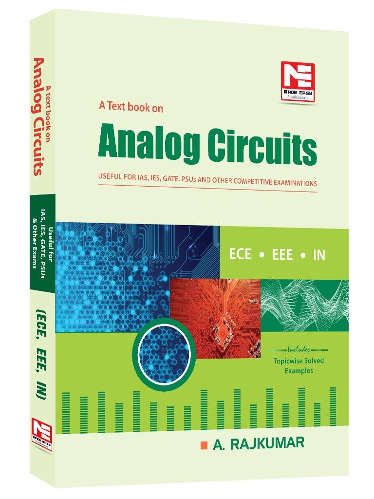 Pdf analog electronics fundamentals of