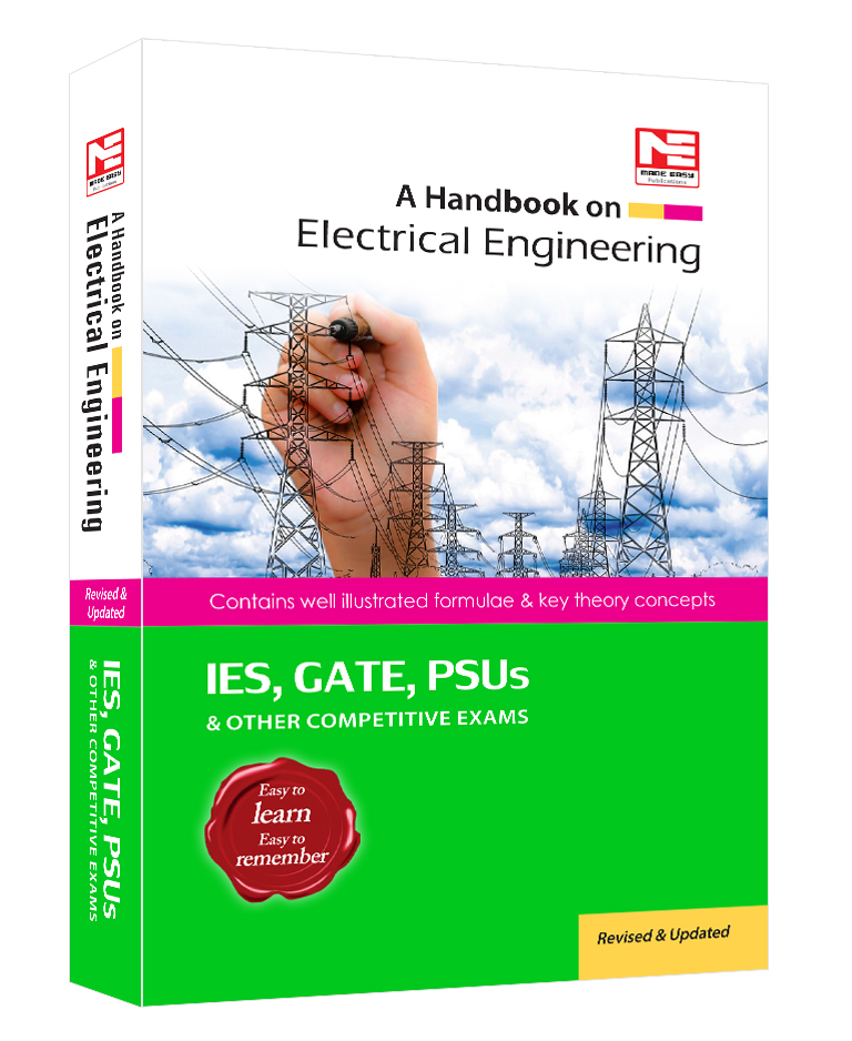 Electrical Engineering Textbook Pdf: A Handbook for Electrical Engineeringrh:madeeasypublications.org,Design