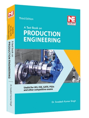 A Textbook on Production Engineering