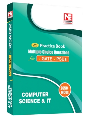 2650 MCQ: GATE/PSUs : Computer Science