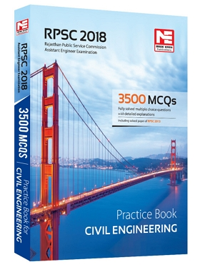 RPSC(AE) : 3500 MCQs for Civil