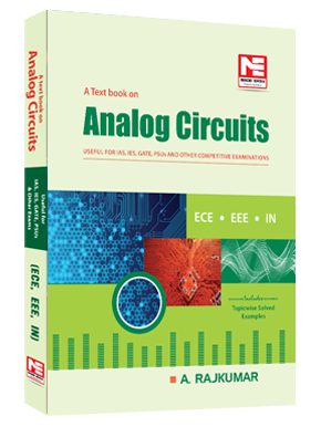 A Text Book on Analog Electronics: EE/E&T/IN