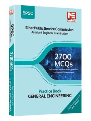 BPSC(AE) : 2700 MCQs Prac. Book Gen.Engineering