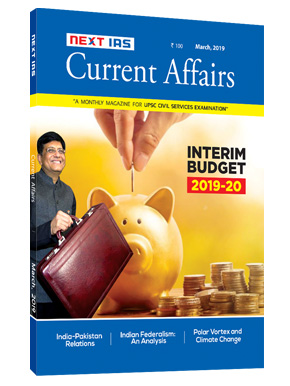 Current Affairs NEXT IAS - March 2019