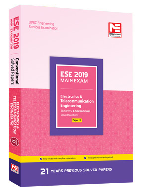 ESE 2019-Mains : EC Conv Solved Papers - Paper II