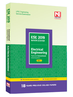 ESE 2019-Mains : EE Conv Solved Papers - Paper I