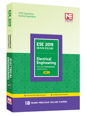 ESE 2019-Mains : EE Conv Solved Papers - Paper II