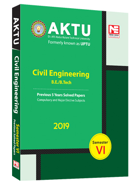 AKTU 6th Sem (CE 2019) Previous 5 Yr Solved Paper