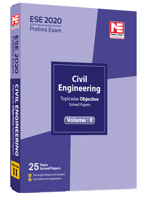 ESE 2020-Prelims:CE Obj Solved Papers - Vol II