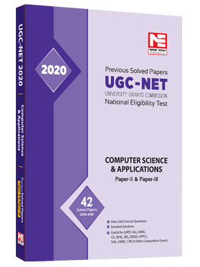 UGC-NET: Computer Science & Applications
