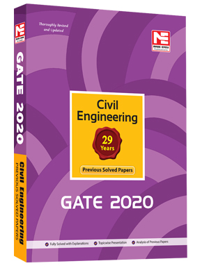 GATE-2020: Civil Engg. Previous Year Solved Papers