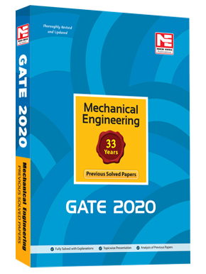 GATE-2020: Mechanical Engg. Prev. Yr Solved Papers