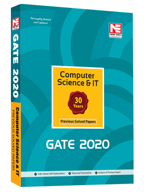 GATE-2020: Computer Science-IT Solved Papers