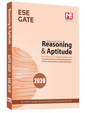 Reasoning & Aptitude for GATE & ESE- 2020