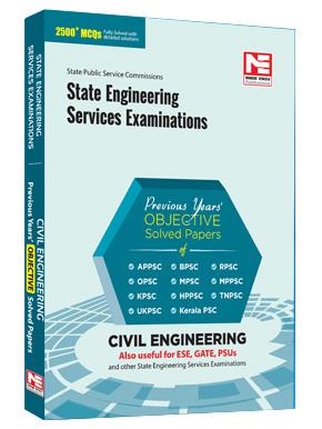 State Engg. Services Exams Prev. Yr. Obj. CE