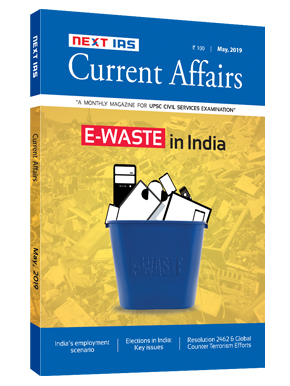 Current Affairs NEXT IAS - May 2019