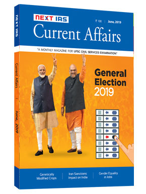 Current Affairs : June 2019 by NEXT IAS