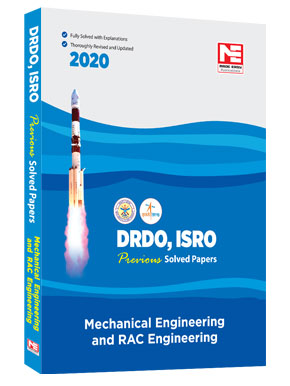DRDO, ISRO: Mechanical Engineering Prev Sol Papers