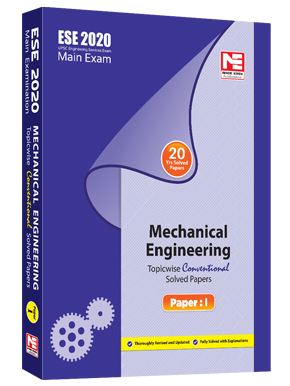 ESE 2020 Mains Examination: ME Engg. Conv. Paper I