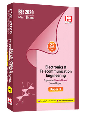 ESE 2020: Mains Examination E&T Conv. Paper I
