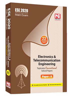 ESE 2020: Mains Examination E&T Conv. Paper II