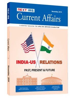 Current Affairs November 2019 NEXT IAS