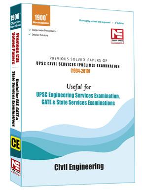 UPSC Civil Services Pre Exam: Civil Engineering