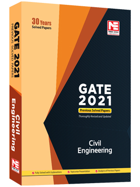 GATE-2021: Civil Engg. Previous Year Solved Papers