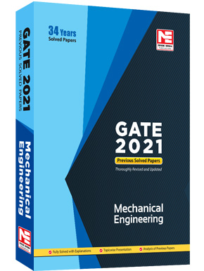 GATE-2021: Mechanical Engg. Prev. Yr Solved Papers