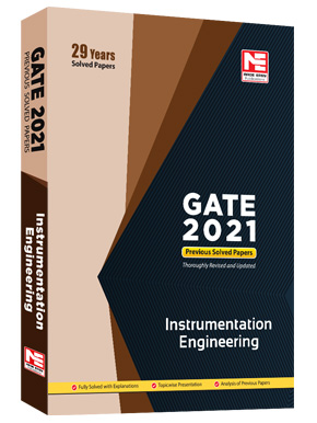 GATE-2021: Instrumentation Engg. Prev Sol. Papers