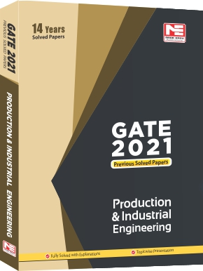 GATE-2021: Production Engg. Prev Sol. Papers