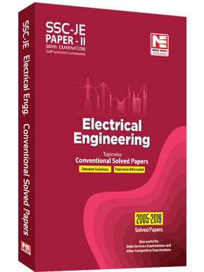 SSC: JE EE Engg. - Prev. Yr Conv. Solved Papers II
