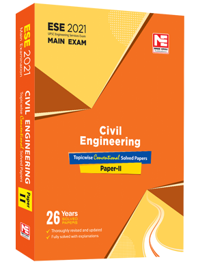 ESE 2021 Mains Examination Civil Conv. Paper II