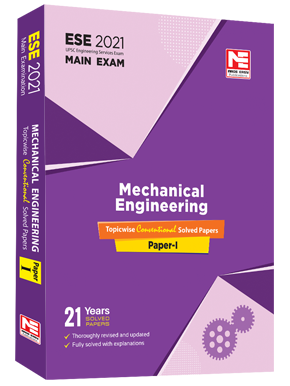 ESE 2021 Mains Examination: ME Engg. Conv. Paper I