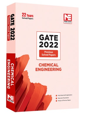 GATE-2022: Chemical Engg Prev. Yr. Solved Papers