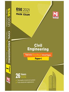ESE 2021 Mains Examination Civil Engg Conv Paper I