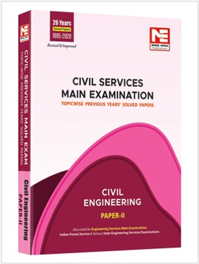 CSE Mains 2021: Civil Engg. Sol. Papers-Vol-2