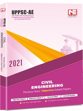 UPPSC-AE CIVIL Engg. Previous Yr Obj. Sol. papers
