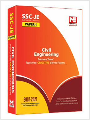 SSC-JE 2021: Civil Engg Obj. Solved Papers