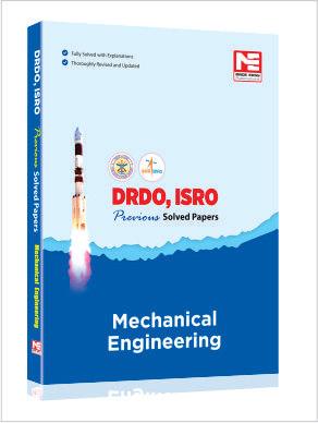 DRDO, ISRO 2021: Mechanical Engg. Prev Sol Papers