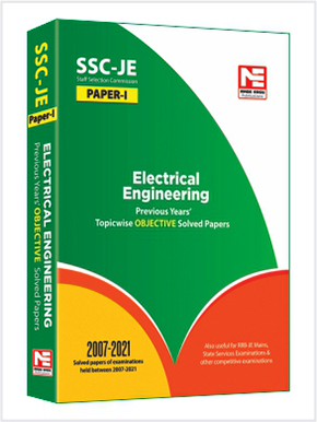 SSC-JE 2021: Electrical Engg. Obj. Solved Papers