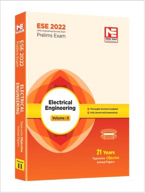 ESE 2022: Preliminary Exam: Electrical Engg Vol-2